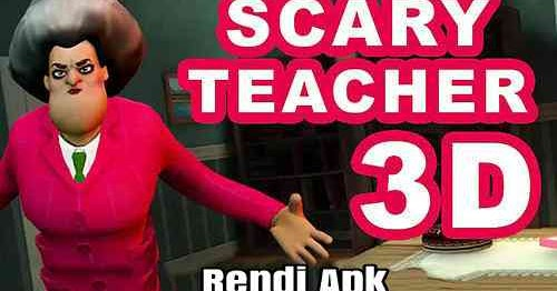 Download Scary Teacher 3d Mod Apk Unlimited Money And