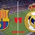 مباراة ريال مدريد وبرشلونة فى اول كلاسيكو الموسم الجديد