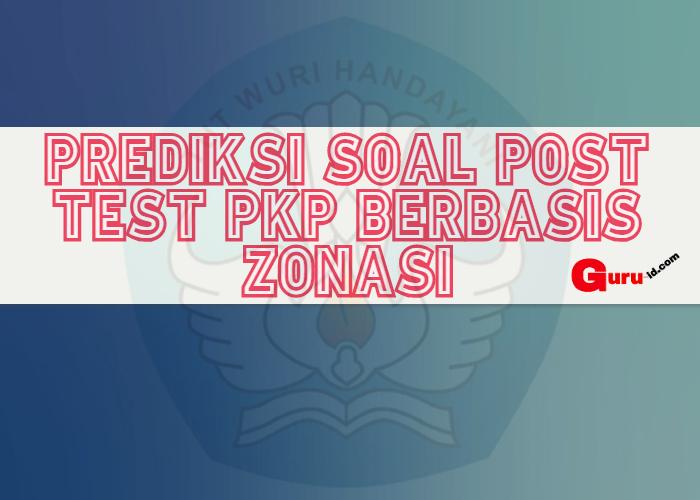 GAMBAR SOAL POST TEST K13
