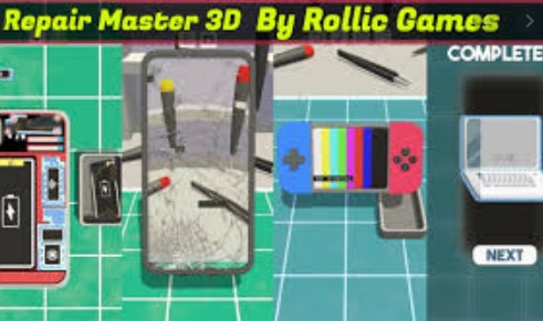 Repair Master 3D Apk Free on Android Game Download