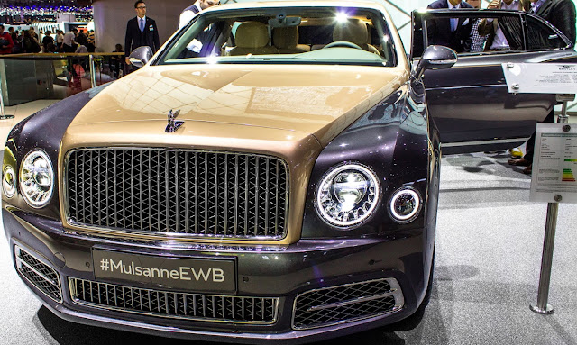 Sir Olu Okeowo Buys N200Million Bentley