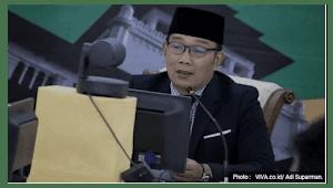 Ridwan Kamil Dipanggil ke Mabes Polri Jumat 20 November 2020