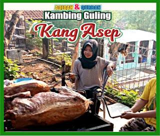 Resep dan Cara membuat Kambing Guling Kang Asep Bandung,Resep dan Cara membuat Kambing Guling,kambing guling,kambing guling bandung,kang asep,