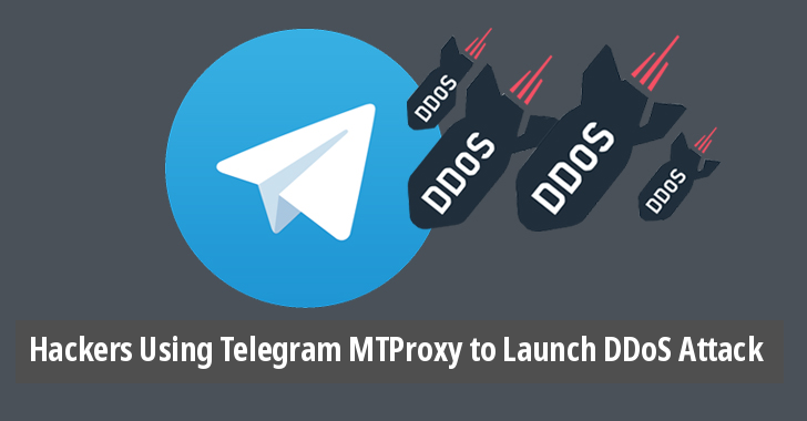 Telegram MTProxy  - Telegram 2BMTProxy - Telegram MTProxy Used to Launch DDoS Attack Against Cloud Arvan