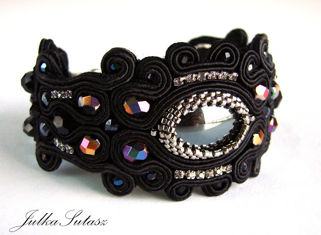 """Little Black Dress II"" Bracelet"