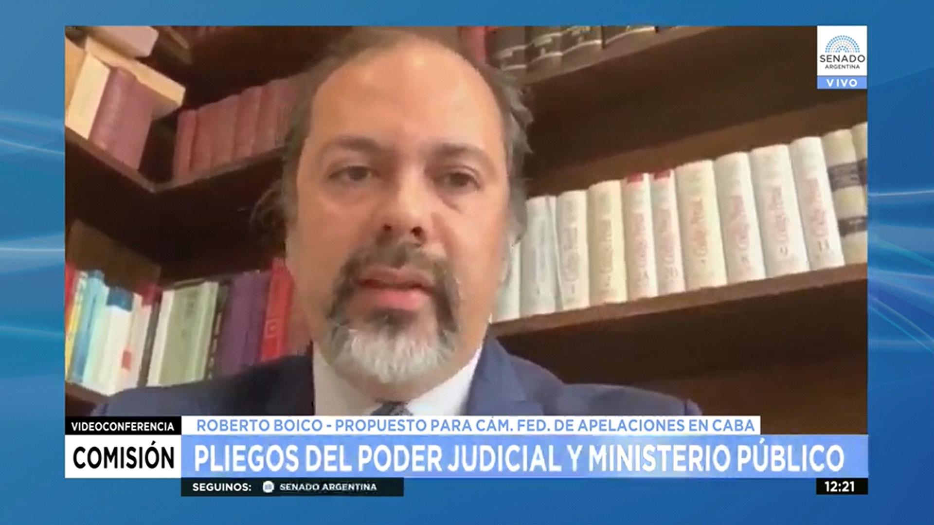 El Senado aprobó el nombramiento del abogado de Cristina Kirchner en la Cámara Federal