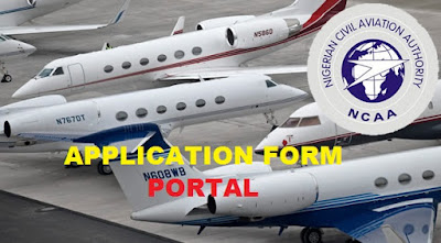Nigerian Civil Aviation Authority Recruitment 2018/2019   Application Portal-www.ncaa.gov.ng