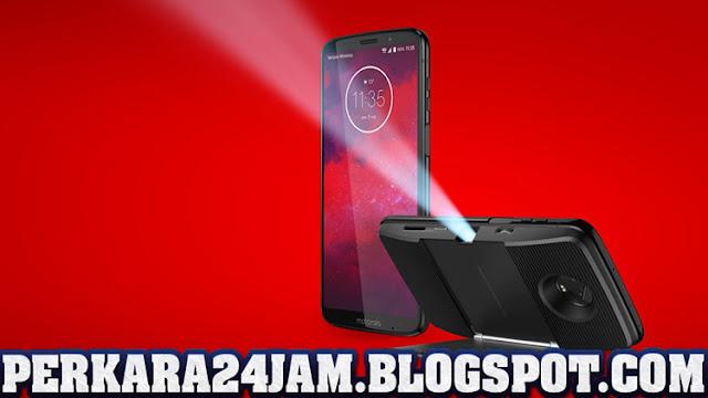 Fendor Motorola Mulai Rilis Android 10 Untuk Seri Z4