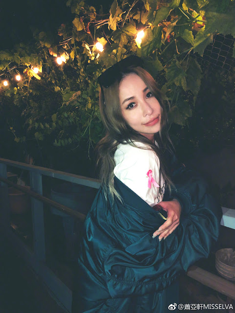 Elva Hsiao singer