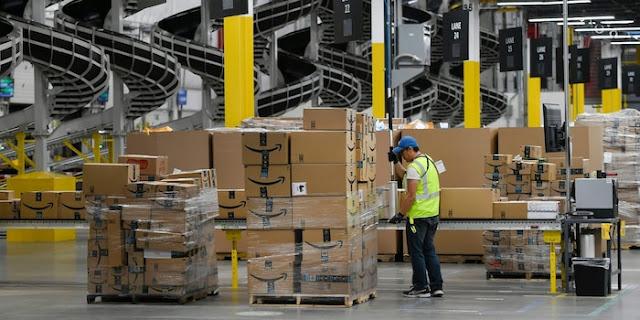 Amazon 'chịu chơi' xây hẳn phòng xét nghiệm COVID-19 cho công nhân viên
