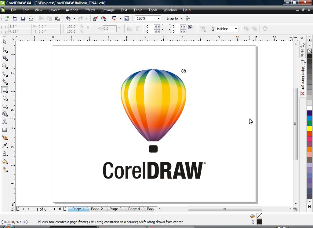 Cara Mudah Install CorelDraw X4 Full Version Gratis