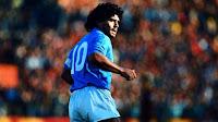 La morte di Diego Maradona