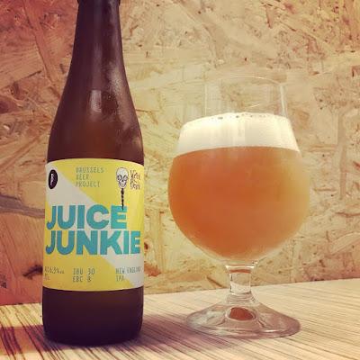 ジュース・ジャンキー (ブラッセルズ・ビアプロジェクト) [ベルギー]