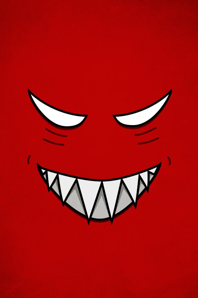 evil cartoon eyes - 642×900