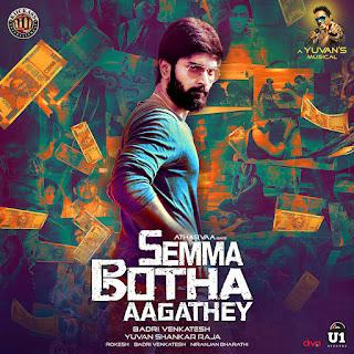 Semma Botha Aagatha 2018 Hindi Dubbed 720p WEBRip