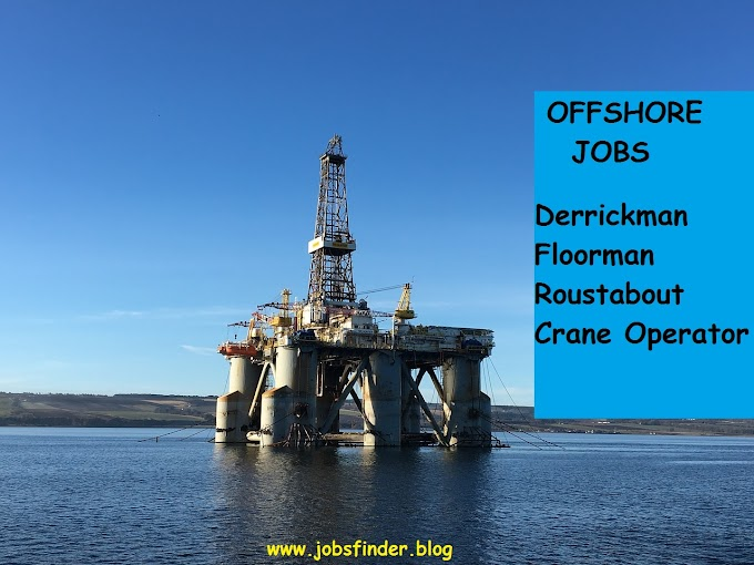 Drilling Crew Jobs in India - Offshore Jobs