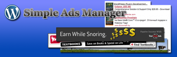Advertising Simple WordPress Plugin
