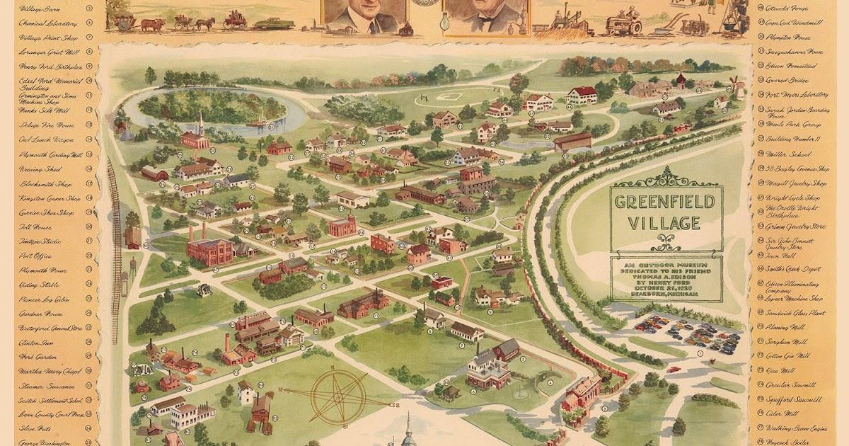 GORILLAS DON39T BLOG Greenfield Village 1954