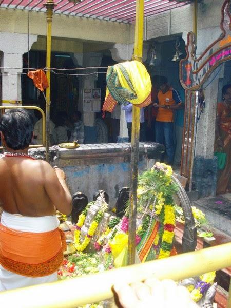 Ekadasha Swayambu Ganapathis of Shenbakkam, Vellore