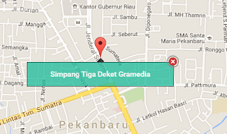 Membuat InfoWindow Dengan InfoBox di Google Maps