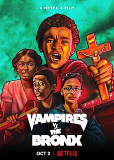 فيلم Vampires vs. the Bronx 2020 مترجم اون لاين