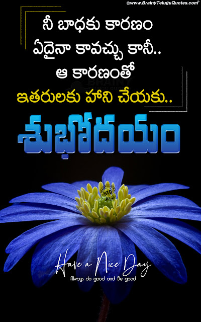 good morning quotes in telugu, true quotes on lifein telugu, famous words on life in telugu, whats app sharing quotes in telugu