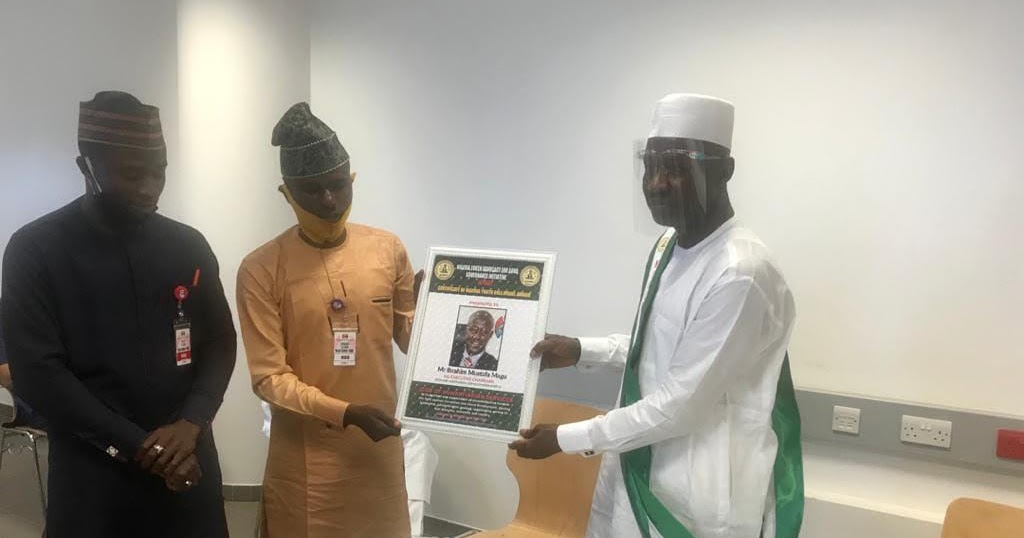 Nigeria Youth Advocacy for Good Governance Initiative (NYAGGI), has recognised United States-based Law professor with golden humanitarian award for outstanding performance. The coordinator of the group, Mr Alabi Abiodun, stated this in Enugu on Friday during the recognition. He stated that the group only recognised individuals and institution that had contributed passionately toward youth empowerment, […]
