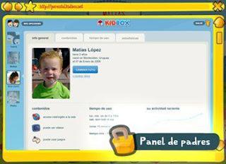 KidBox Kid Browser