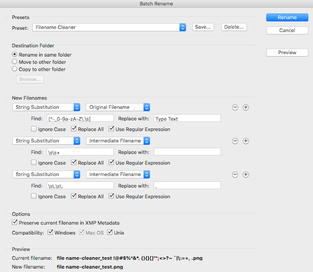 Prepression: Exporting InDesign PDF Files to Variable File Names
