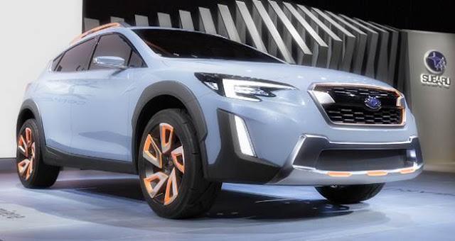 2018 Subaru XV Crosstrek Specs