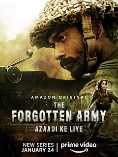 The Forgotten Army Azaadi ke liye (2020) S01 All Episodes Download 480p WEB-DL