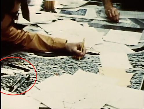Missão Apollo 15 revela estruturas na Lua, perto do local do pouso lunar, assista o vídeo