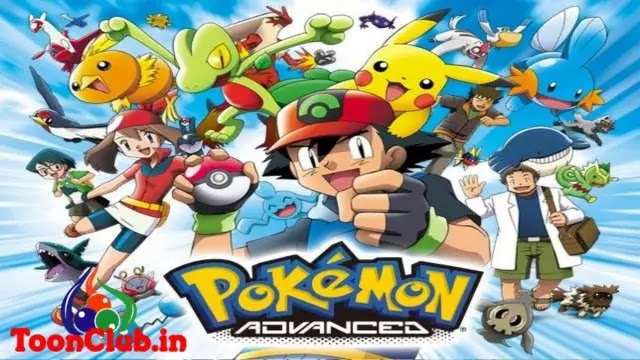 Pokémon Season-6 Advanced In Hindi Dubbed Free Download