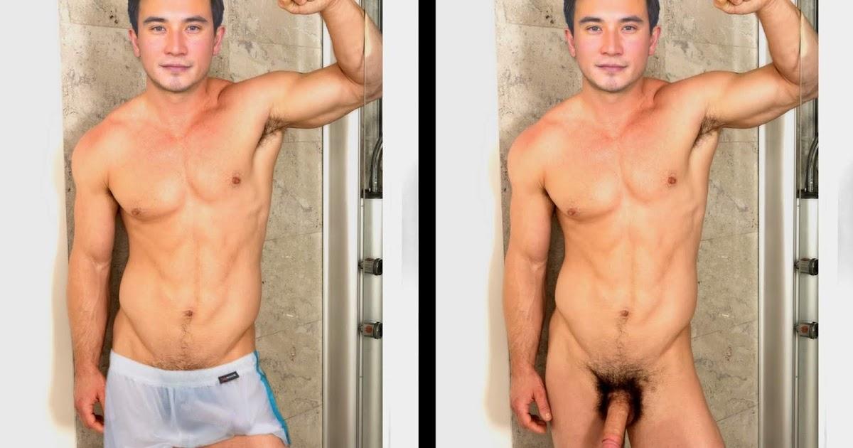 Warm Japanese Actor Naked Gif