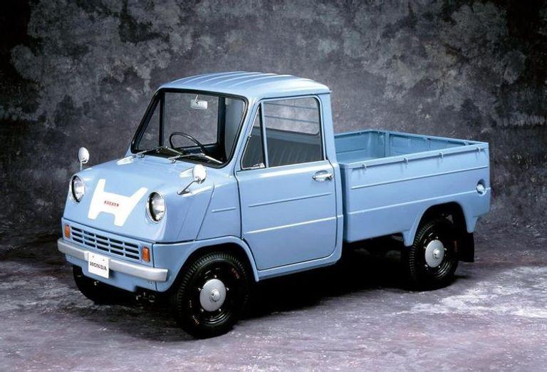 شاحنة هوندا الكلاسيكية، T360