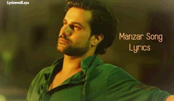 Manzar Song Lyrics