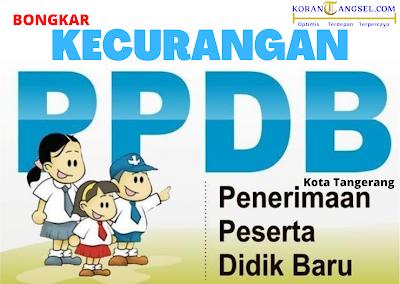 Diduga Adanya Kecurangan Dalam PPDB Online Tingkat SMPN di Kota Tangerang