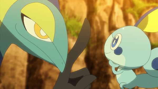 Pokémon viajes maestros capitulo 6