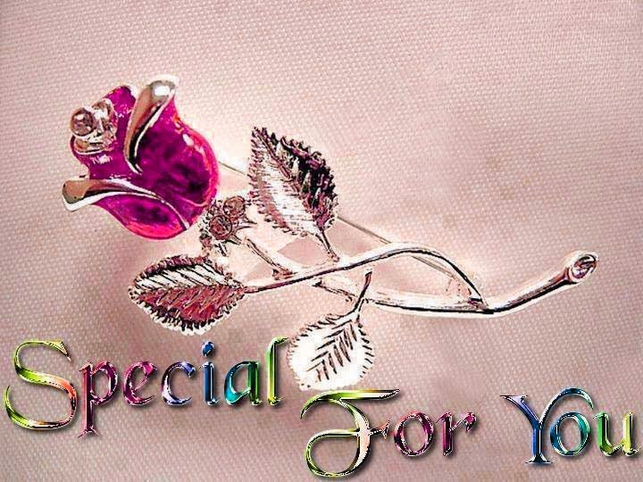special for you
