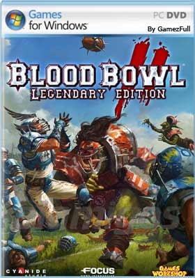 Descargar Blood Bowl II pc español mega y google drive /