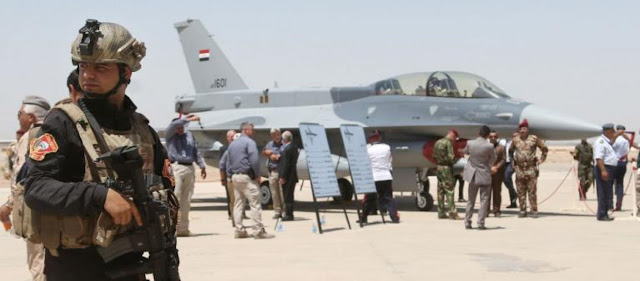 Τα ιρακινά F-16 και οι «φόβοι» των Αμερικανών λόγω Ιράν