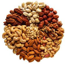 Nuts and dried fruits brokerage and trading.