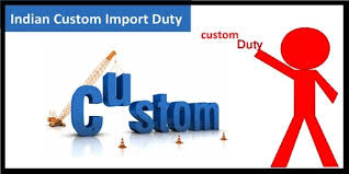 custom import duty