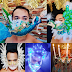 A Passinhon Artist stunned Netizens of his Extravagant Face Mask Creations