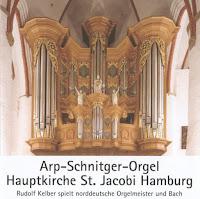 Arp-Schnitger-Orgel St. Jacobi Hamburg