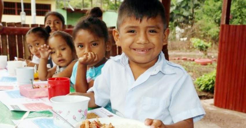 Qali Warma incorporará 28 nuevos alimentos en desayunos y almuerzos escolares durante el año 2019 - www.qaliwarma.gob.pe