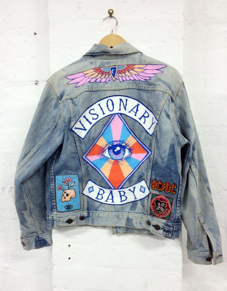 embroided patches, denim trends