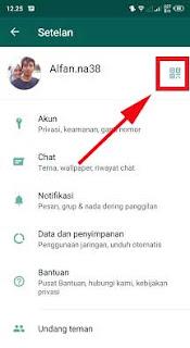 Cara Melihat Kode Qr WhatsApp Sendiri di Hp Android Terbaru
