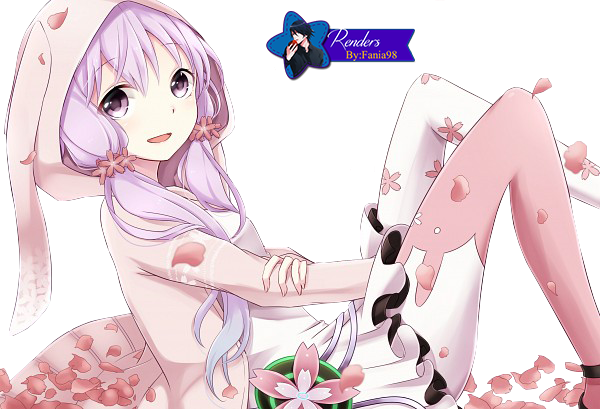 Yukari- Render