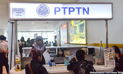 PTPTN education loan defaulters